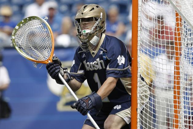 NCAA Lacrosse: No. 3 Notre Dame Beats No. 8 Ohio State in Mid-Week Match Up