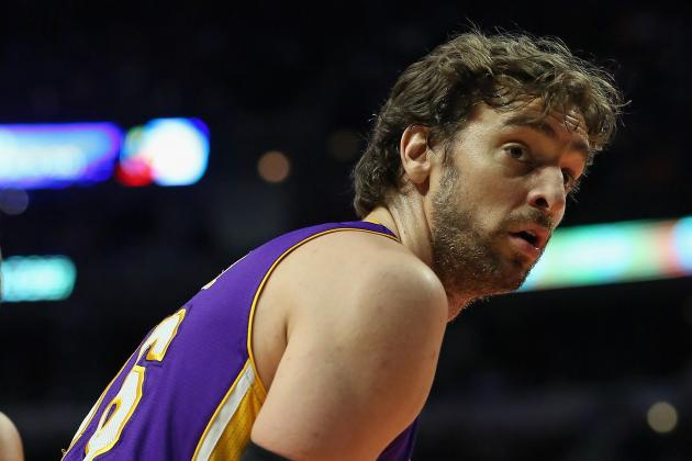 Pau Gasol: LA Lakers 'Can Beat Anybody, We Have Too Many Weapons'