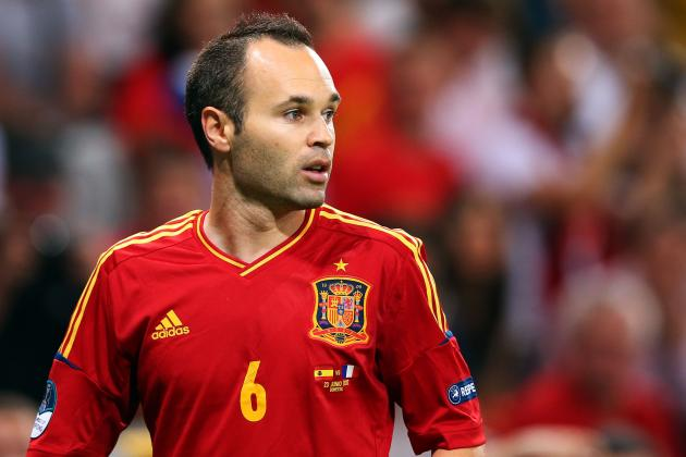 Spain vs. Finland: Date, Time, Live Stream, TV Info for 2014 World Cup Qualifier