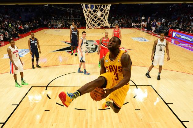 What Is Dion Waiters' Ceiling for the Cleveland Cavaliers?
