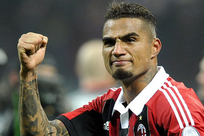 AC Milan Midfielder Kevin-Prince Boateng in Court About Pro Patria Fans Racism
