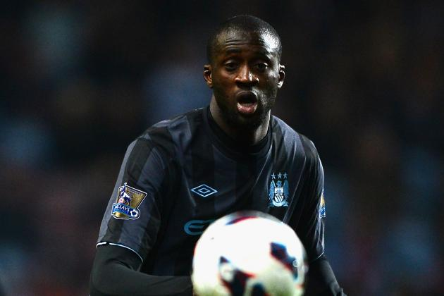 Chelsea, Madrid in for Toure