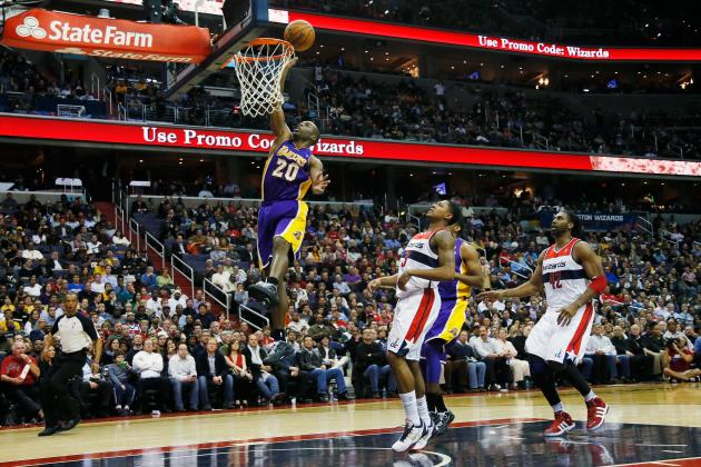 Washington Wizards vs. Los Angeles Lakers: Preview, Analysis and Predictions