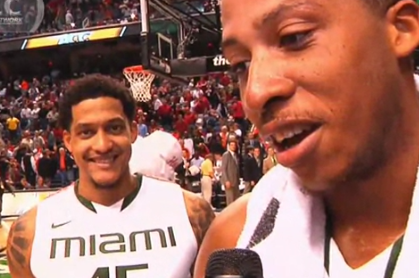 VIDEO: Julian Gamble, the Nation's No. 1 Photobombing Prospect