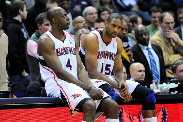 Playoff Berth Close, but Where Will Hawks Finish?