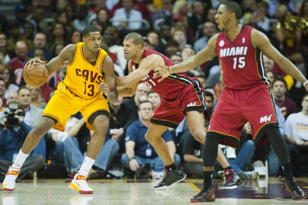 A Scoreboard Carbon Dioxide Leak in Cleveland Delayed the Cavaliers-Heat...