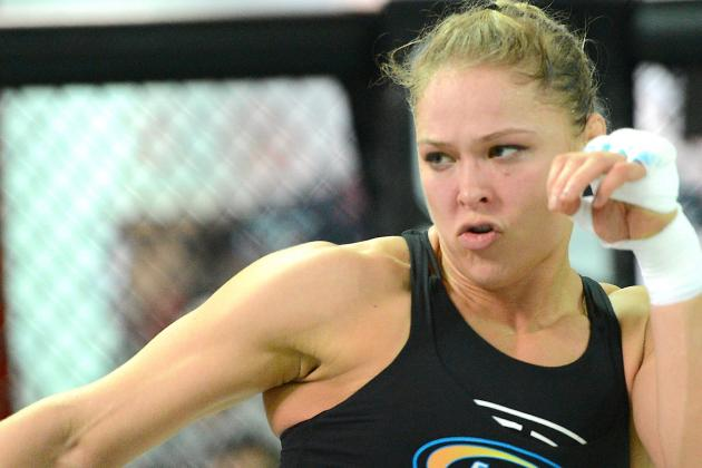 Cris Cyborg Asked for Ronda Rousey in Strikeforce, Was Told