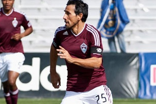 Pablo Mastroeni Aiming for LA Return as Rapids Nurse Injury Crisis