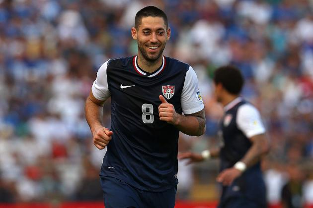 USMNT: Clint Dempsey Named Captain, but It Should Have Been Michael Bradley
