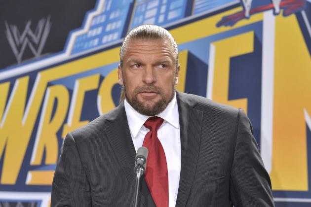 Report: Triple H Changing How Wrestlers Cut Promos in WWE