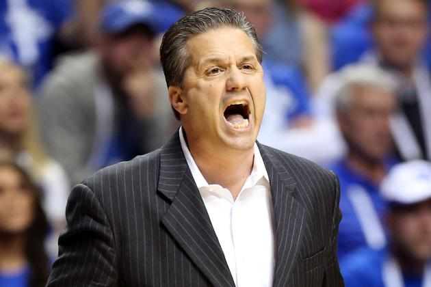 Papa John's Uses Calipari in Tourney Ad