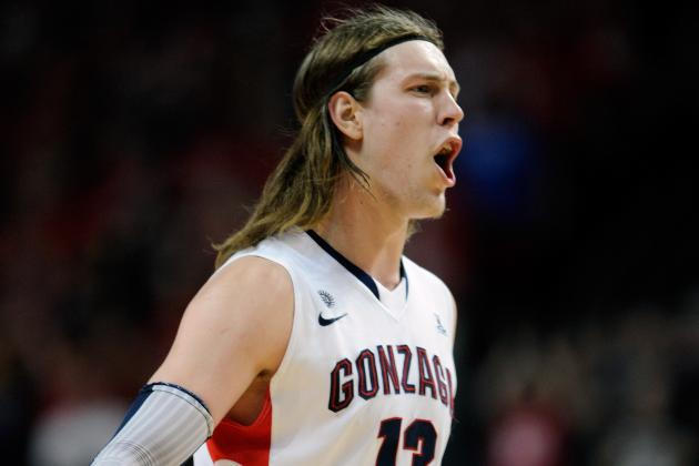 No. 1 Underdog: Gonzaga Snares Top Seed but Middling Respect