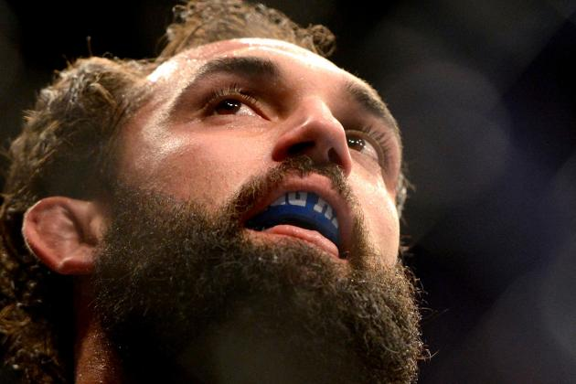 Johny Hendricks Reports Hand Is Not Broken, Now Awaiting Showdown with GSP