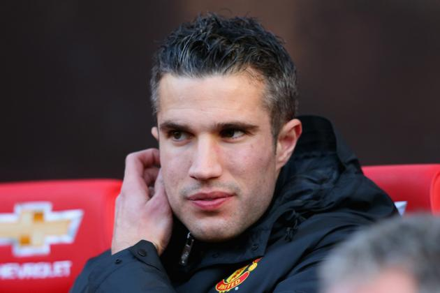 Van Persie's Scathing Attack on UEFA in Wake of Nani Red Card