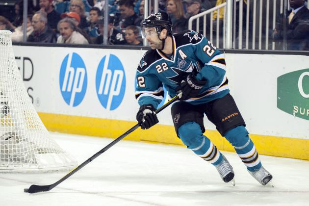 NHL Trade Rumors: Rangers and Other Teams Who Should Pursue Sharks' Dan Boyle