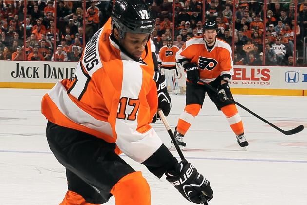 Czech Fans Banned for Abuse of Flyers Winger