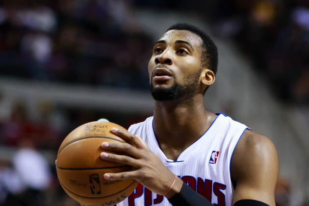 Pistons Miss Andre Drummond's Spark