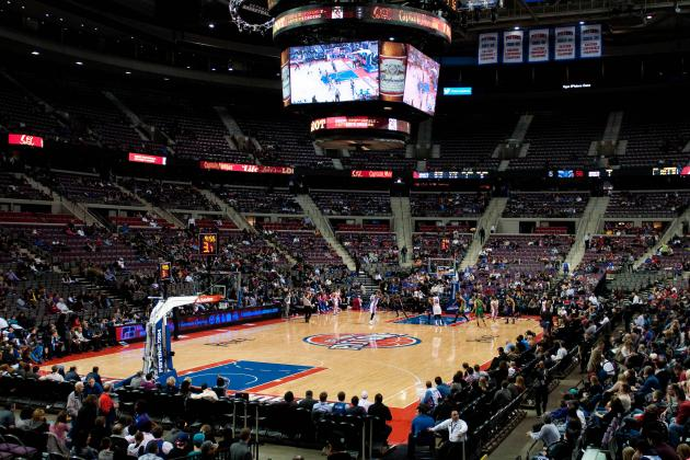City Manager: Moving Pistons Arena Downtown 'Makes No Business Sense'