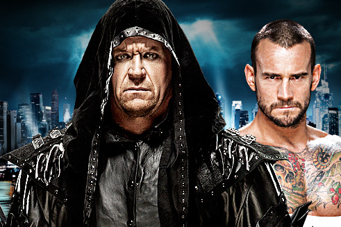WWE WrestleMania 2013: Will CM Punk End the Undertaker's Streak?