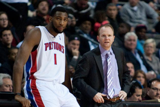 Andre Drummond 'Not Coming Back Anytime Soon'