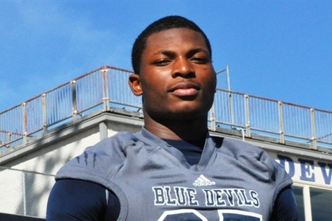 Will Alabama Crack 5-Star DE Lorenzo Carter's Top 5?