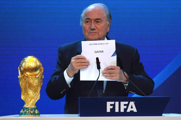 World Cup: What Were FIFA Thinking When They Awarded Finals to Qatar for 2022?