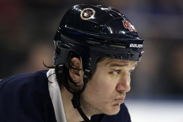 "Asham Hopes for Sunday Return; Torts Says Lundqvist ""fine"""
