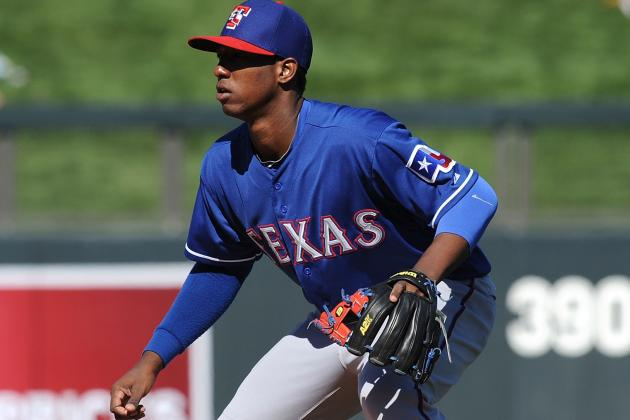 Photos: Gerry Fraley projects the Texas Rangers' opening day roster