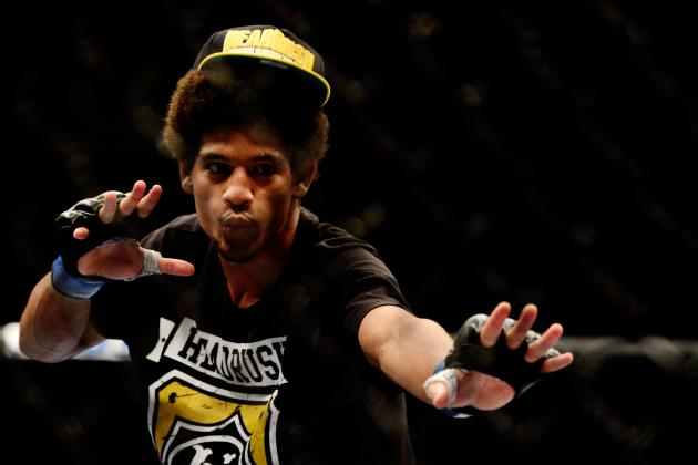 UFC News: Riki Fukuda and Alex Caceres Explain Failed Drug Tests