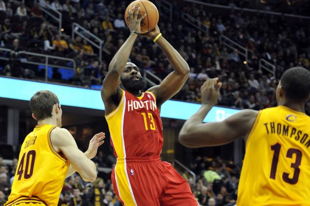 Cleveland Cavaliers vs. Houston Rockets: Preview, Analysis and Predictions