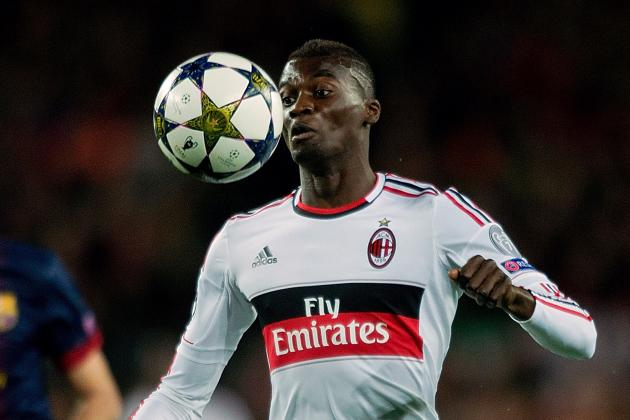 M'Baye Niang: I Want to Be Better Than Thierry Henry