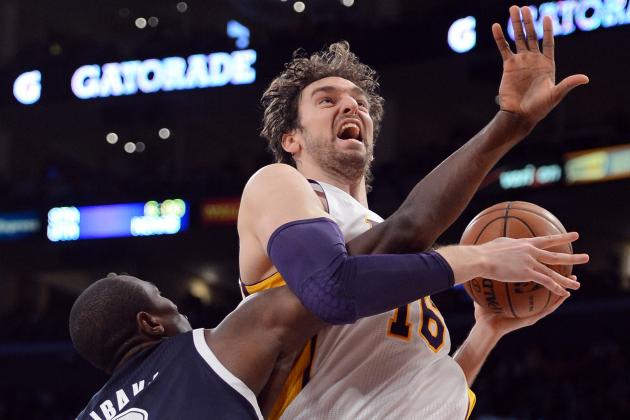 Return of Kobe Bryant and Pau Gasol Will Charge Los Angeles Lakers Up Standings
