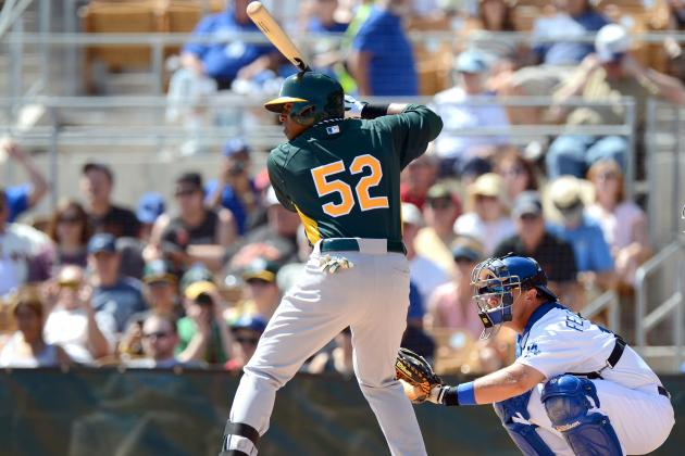 With A's Céspedes, It's Still Must-See BP
