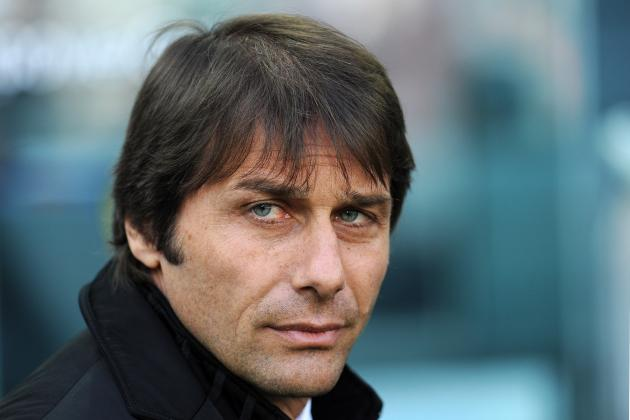 Juve Boss Conte Aiming to Follow Fergie Example