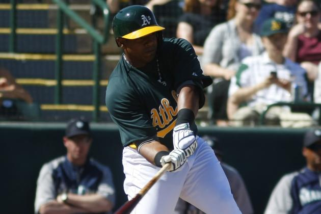 No, Yoenis Cespedes Is Not a .182 Hitter