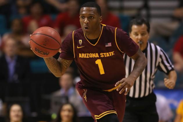 Arizona State Downs Detroit in First Round of NIT