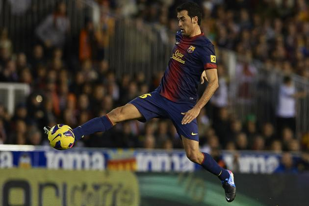 In Defence of Sergio Busquets' Unsung Role for Barcelona