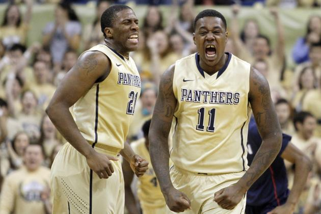 Pitt Faces Mirror Image in NCAA Tourney Opener