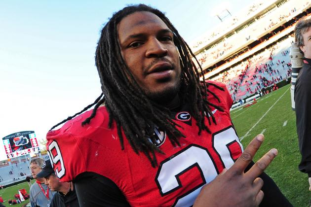 Jarvis Jones Calls Himself the Best Player in the NFL Draft