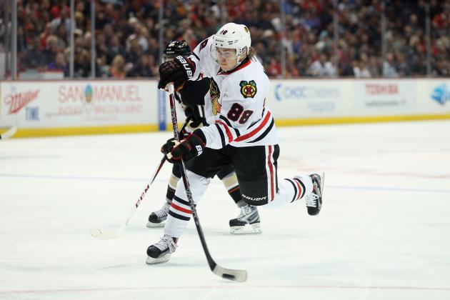 Blackhawks' Kane: 'I Wasn't Good Enough'