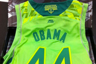 President Obama Didn't Like Notre Dame's Uniforms...