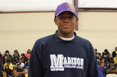 Johnny Jones Talks About LSU's Star Incoming Recruit Jarell Martin