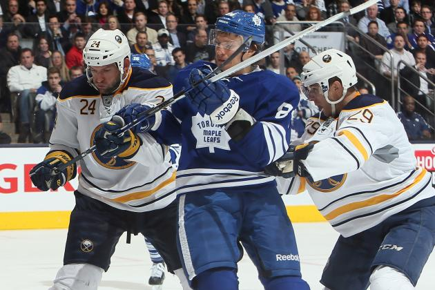 Toronto Maple Leafs at Buffalo Sabres: Thursday NHL Game Preview