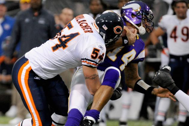 Report: Vikings Not Interested in Urlacher Unless Price Comes Down
