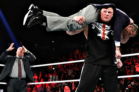 WWE WrestleMania 29: Why Vince McMahon Must Accompany Triple H vs. Brock Lesnar