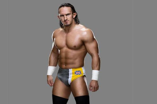 WWE NXT's Adrian Neville: Could He Be the Next Rey Mysterio?