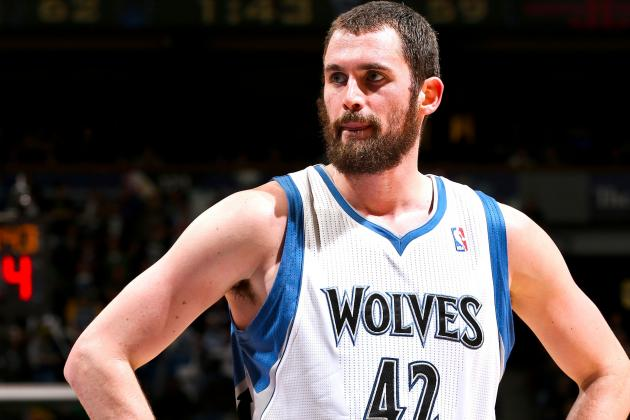 Should Kevin Love Come Back This Season for Minnesota Timberwolves?