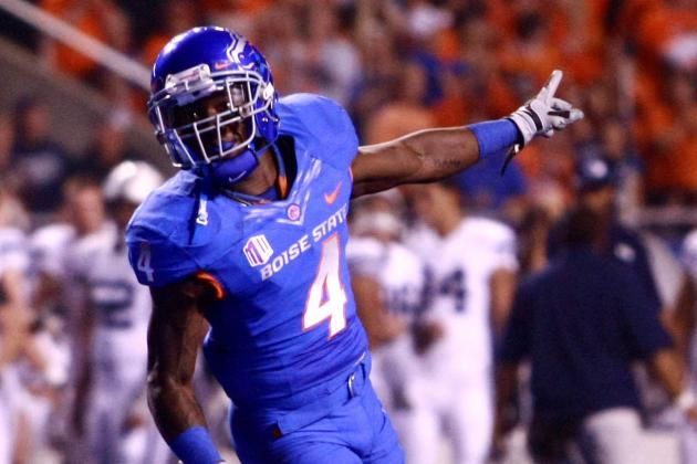 Boise State's Jerrell Gavins Finally Gets His Shot at Pro Day