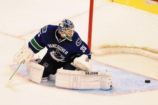 Cory Schneider: Time for Canucks to Scratch and Claw
