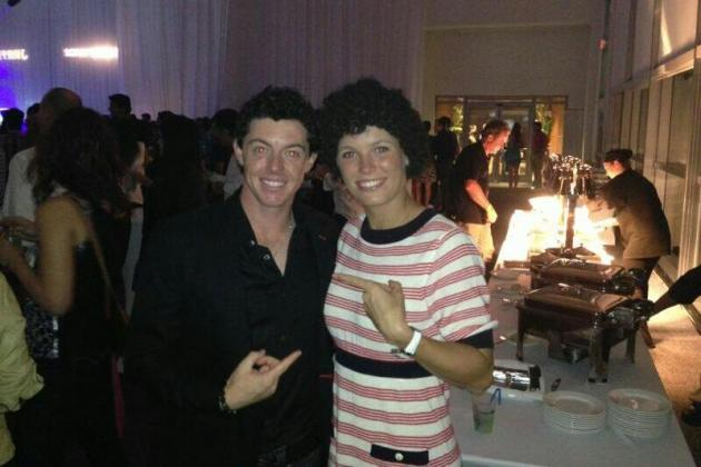 Caroline Wozniacki Still Dating Rory McIlroy, Even Dresses Up Like Him as Well